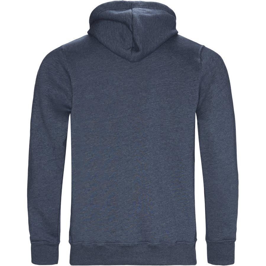 DETROIT - Detroit Sweat - Sweatshirts - Regular - DENIM MELANGE - 2